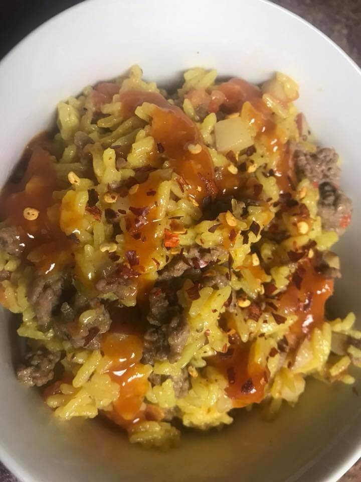 Dallas' Dump Rice