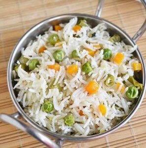 Marci's Pressure Cooker Rice