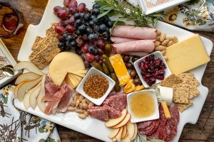 How to Create a Beautiful and Tasty Charcuterie Board