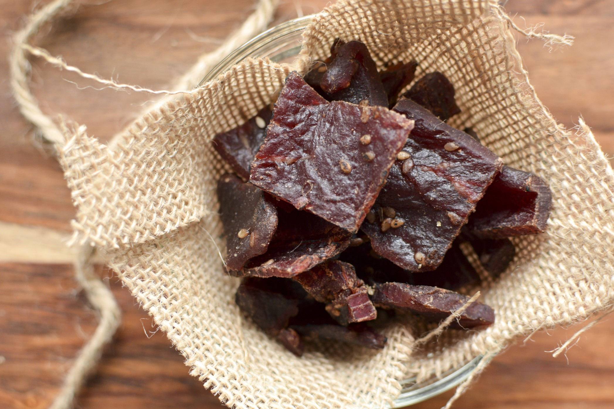 Learn How to Make Beef Jerky
