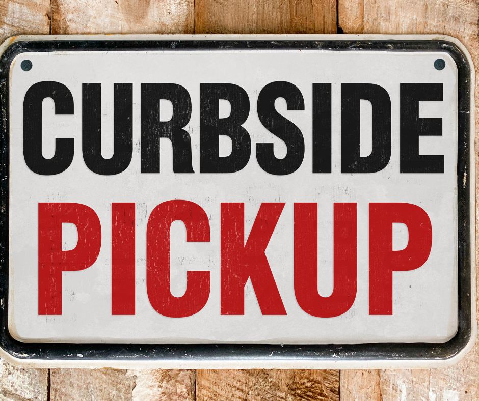 Curbside Pickup at Perrine's Produce Now Available!