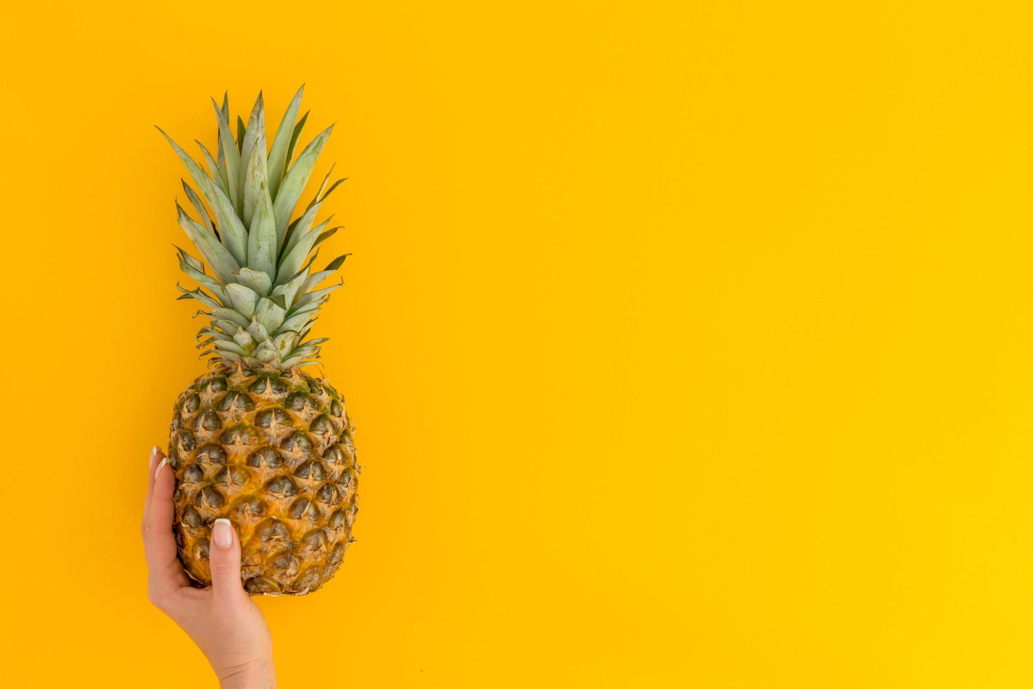 Pineapple for Fertility